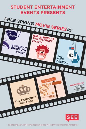 Spring Movie Series 2019