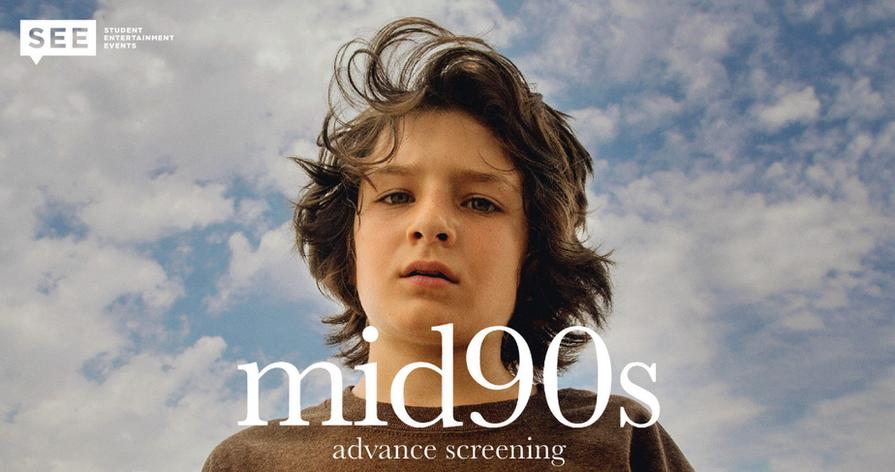 Mid90s Advance Screening
