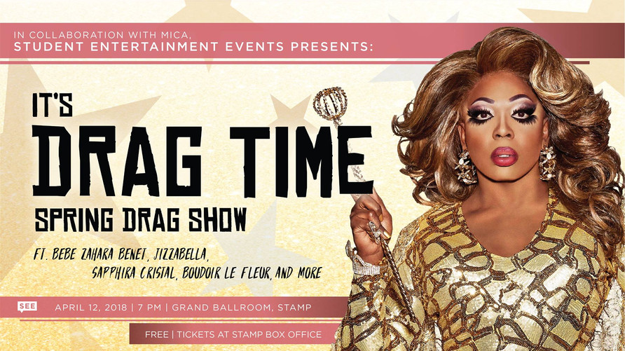 It's Drag Time (First Event)
