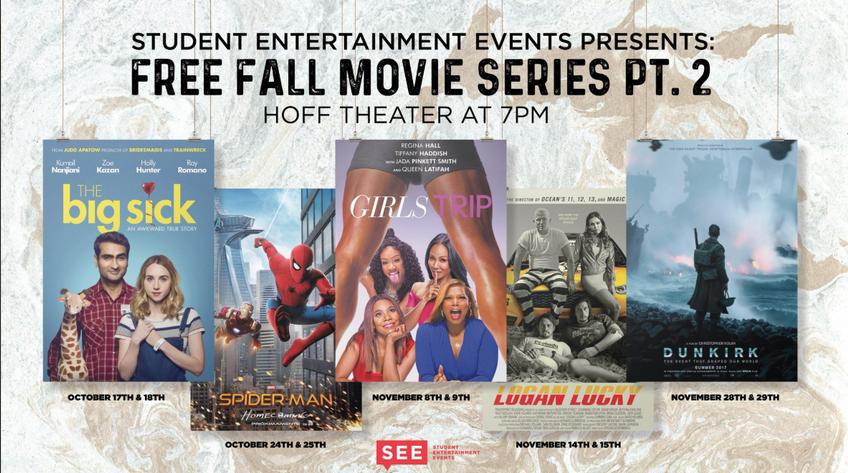 Fall Movie Series
