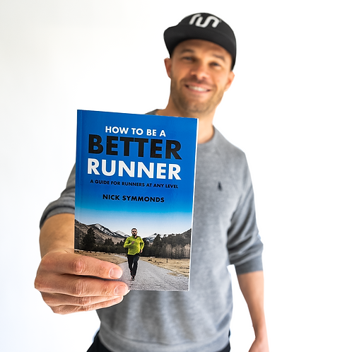 How To Be a Better Runner (Physical Book)