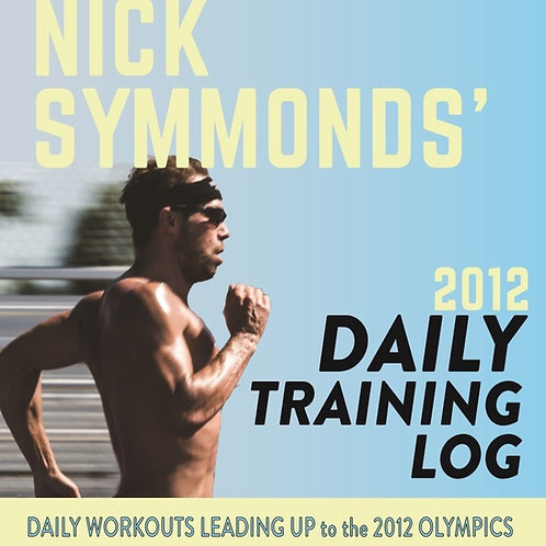 2012 Olympic Training Log (Downloadable eBook)