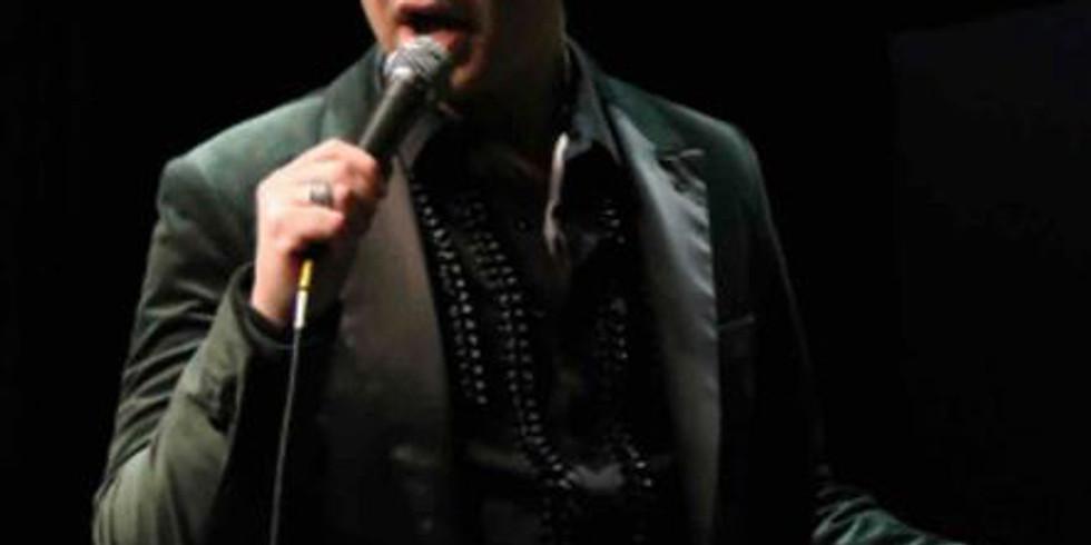 Oliver Harris presents Elvis, Roy and Elton
