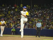 Medalla de bronce para la selección Colombia de Béisbol, con participación de Yeizer Marrugo