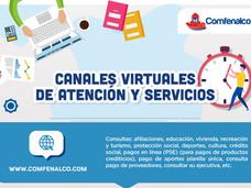 CANALES VIRTUALES DE ATENCIÓN Y SERVICIOS