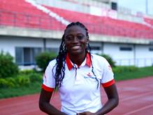 Giselly Landázuri entrenará con la mejor atleta del mundo