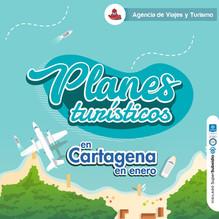 Conoce los mejores planes turísticos en Cartagena en enero