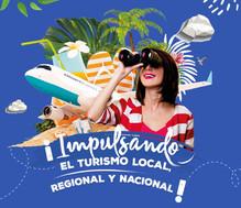 Impulsando el turismo local, regional y nacional