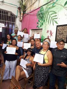 Curso de Cocina Internacional y Maridaje en la Cárcel San Diego