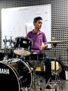 Celebramos a Fabio Camilo Escobar Ospino, quien ahora es integrante invitado de la Albor Big Band de