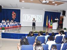 La Ciudad Escolar Comfenalco realizó el Concurso Departamental de Oratoria