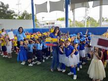 El Preescolar de la Ciudad Escolar Comfenalco también le apunta al Deporte