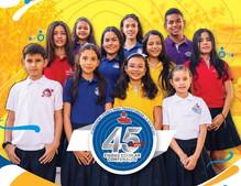 ESPECIAL 45 AÑOS CIUDAD ESCOLAR COMFENALCO