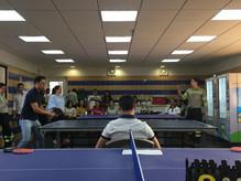 Torneo interno de tenis de mesa Tenaris - Tubocaribe 2019