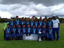 Escuelas Deportivas de Fútbol de Comfenalco Categoría 2006 se destacan en Bogotá