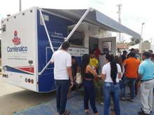 Nuestra Unidad Móvil de Empleo en Talaigua