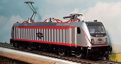 Bombardier Israel Railways TRAXX  # 3003 HO scale. 858$ + VAT