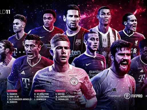 טקס THE BEST שך FIFA ותוצאות סקר WORLD11