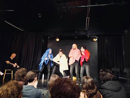 תיאטרון פלייבק וייעוץ ארגוני