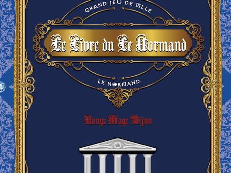 Grand Jeu de LeNormand手引書発売