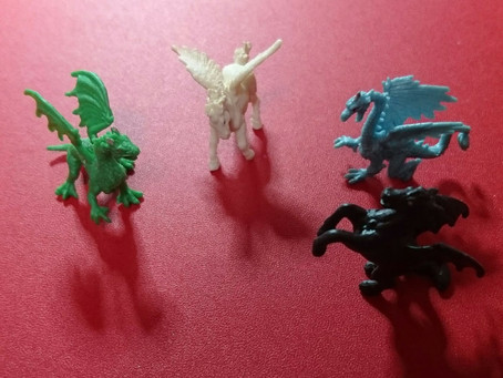 Weekly Dragon 占い