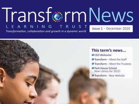 Transform News issue 1