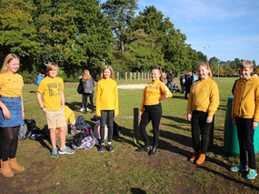 Students and staff raise £817 for Young Minds