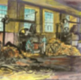 John Webb Steam Guillotine