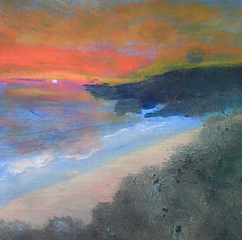 Lynsey James Sunset