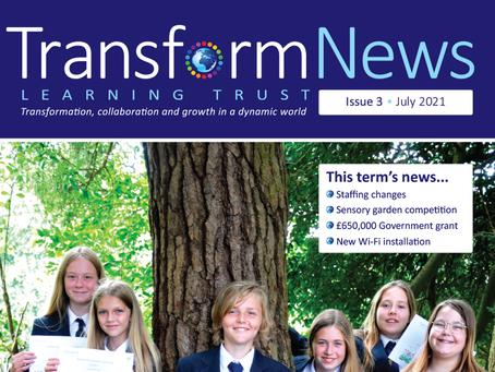 Transform News Issue 3
