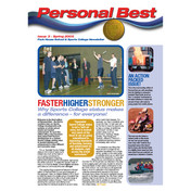 Personal Best Issue 3