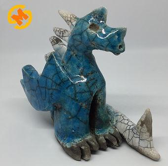 MakerSpace Ceramic Dragon