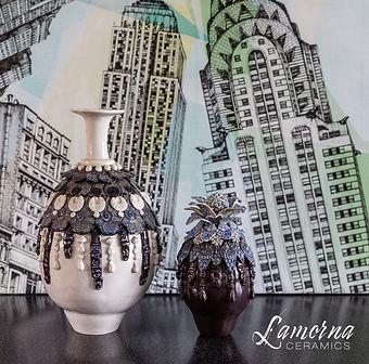 Lamorna Ceramic Vessels