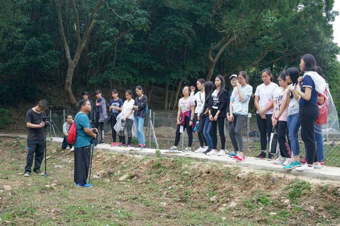 西貢白臘營地