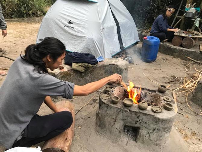 大嶼山籮箕灣營地
