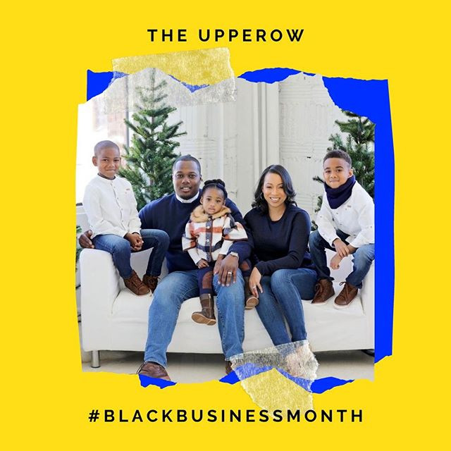 Anthony and LaToya Thompson, owners of The Upperow
