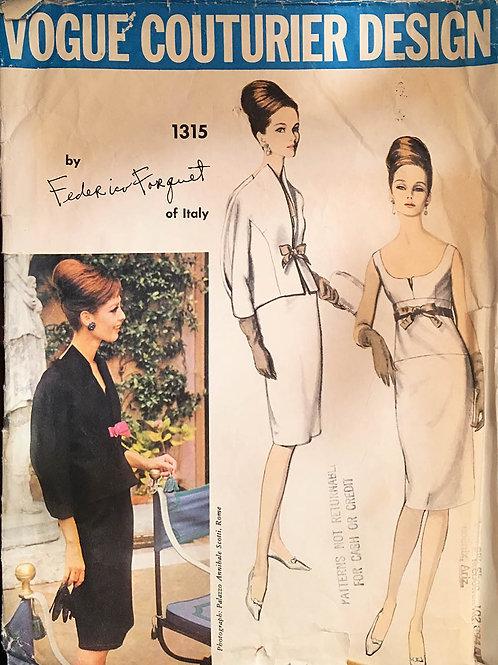 Vogue Couturier 1315