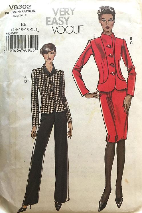 Vogue 8302