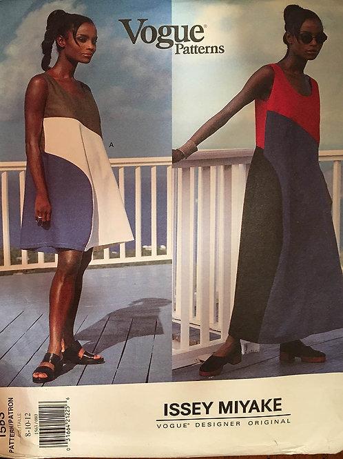 Vogue 1563 Issey Miyake. RARE!!! Pullover dresses