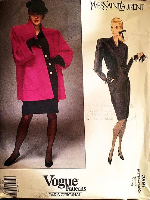 Vogue Paris Original 2581