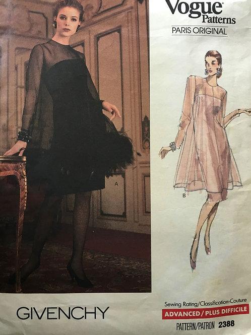Vogue Paris Originals 2388. Givenchy