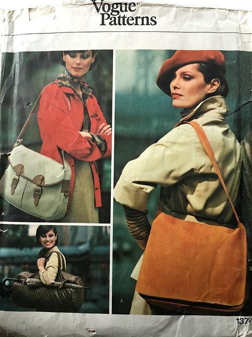 Vogue 1374 shoulder bag, duffle and umbrella bag