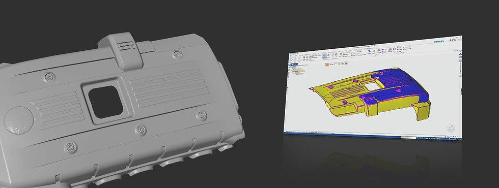 EinScan Pro 2X 手持兩用3D掃描器,高精度呈現多細節