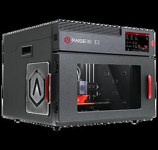 Raise3D E2 真正雙噴頭3D列印機,教育專用