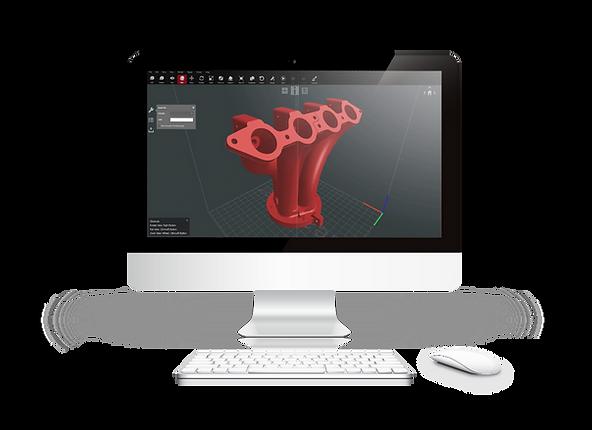Ideamaker 3D切層軟體,功能強大