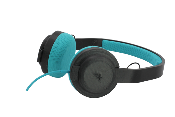 PolyMax PETG headphone