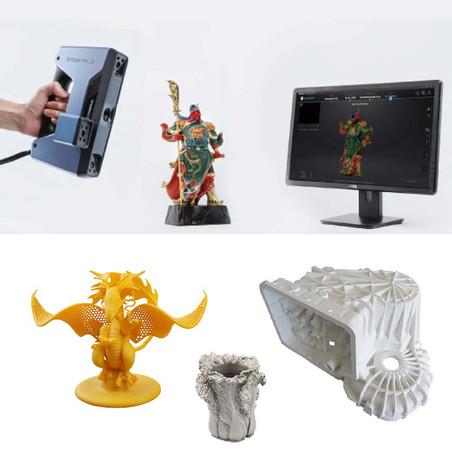 3D掃描逆向代工