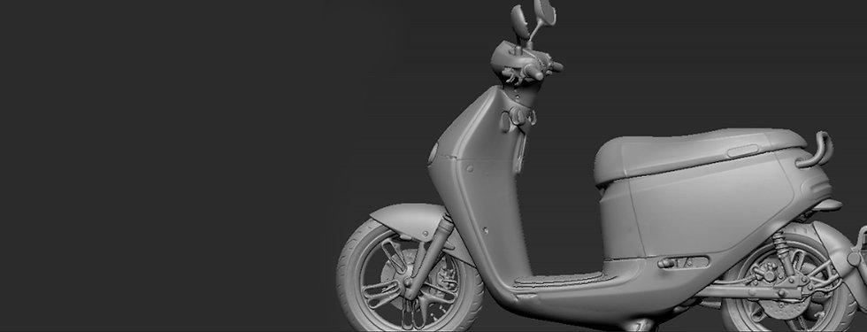 EinScan Pro 2X Plus 手持兩用3D掃描器,高精度呈現多細節