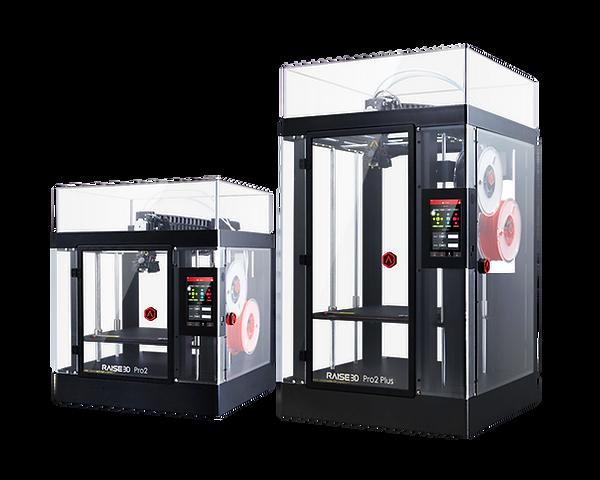 Raise3D Pro2 3D列印機,最佳大成型空間推薦