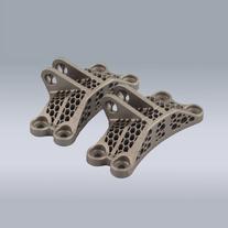 3D列印金屬航天件